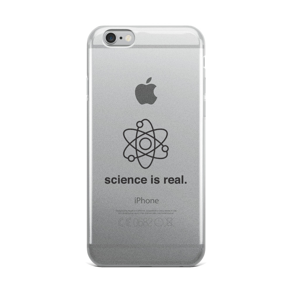 Science is Real iPhone Case - Plump Trump