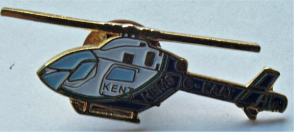Kent Helicopter Emergency Medical Service (HEMS) Badge