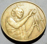 1981 France West African States 25 Francs coin
