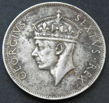 1948 British East Africa King George VI Shilling Coin