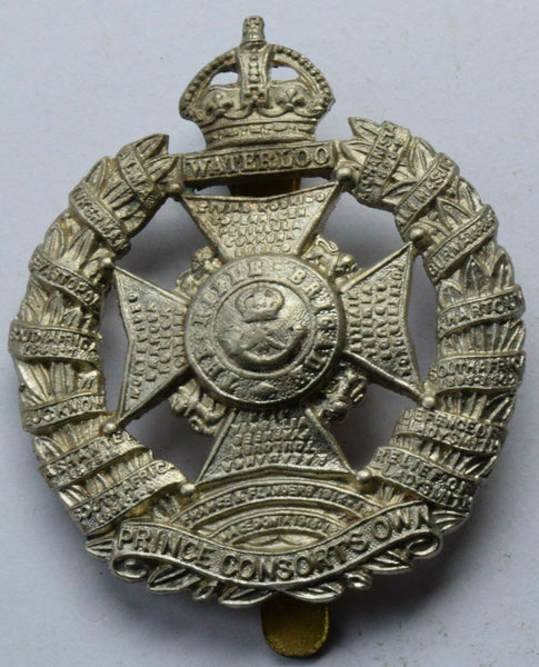 THE RIFLE BRIGADE, (PRINCE CONSORT'S OWN) CAP BADGE