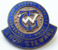 National Federation Old Age Pensions Associations Chairman Enamel Badge  - Confessor the shop for all Collectables Coins Badges Banknotes Medals Tokens militaria