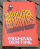Smith and Son, Removers, Michael  Bentine Robson Books, 1981 signed book 1st ed