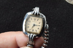 Rare 1950s Timex Great Britain hand winding Ladies watch - Confessor the shop for all Collectables Coins Badges Banknotes Medals Tokens militaria