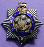 1927 Royal Masonic Institution For Girls HALLMARKED SILVER Badge