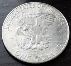 1971 United States USA  Eisenhower Dollar coin