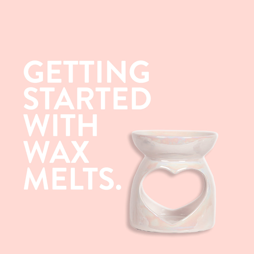 Getting Started With Wax Melts