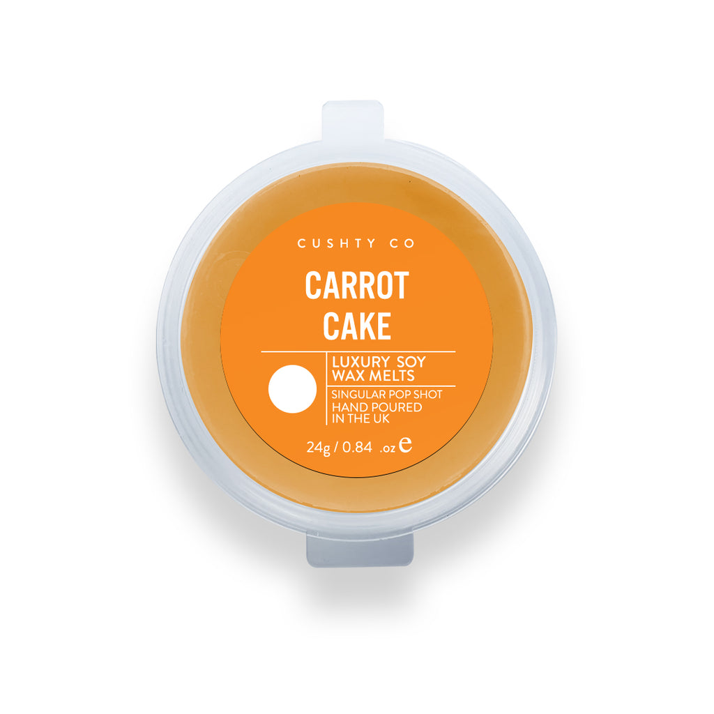 Carrot Cake 24g Sample Pop Shot