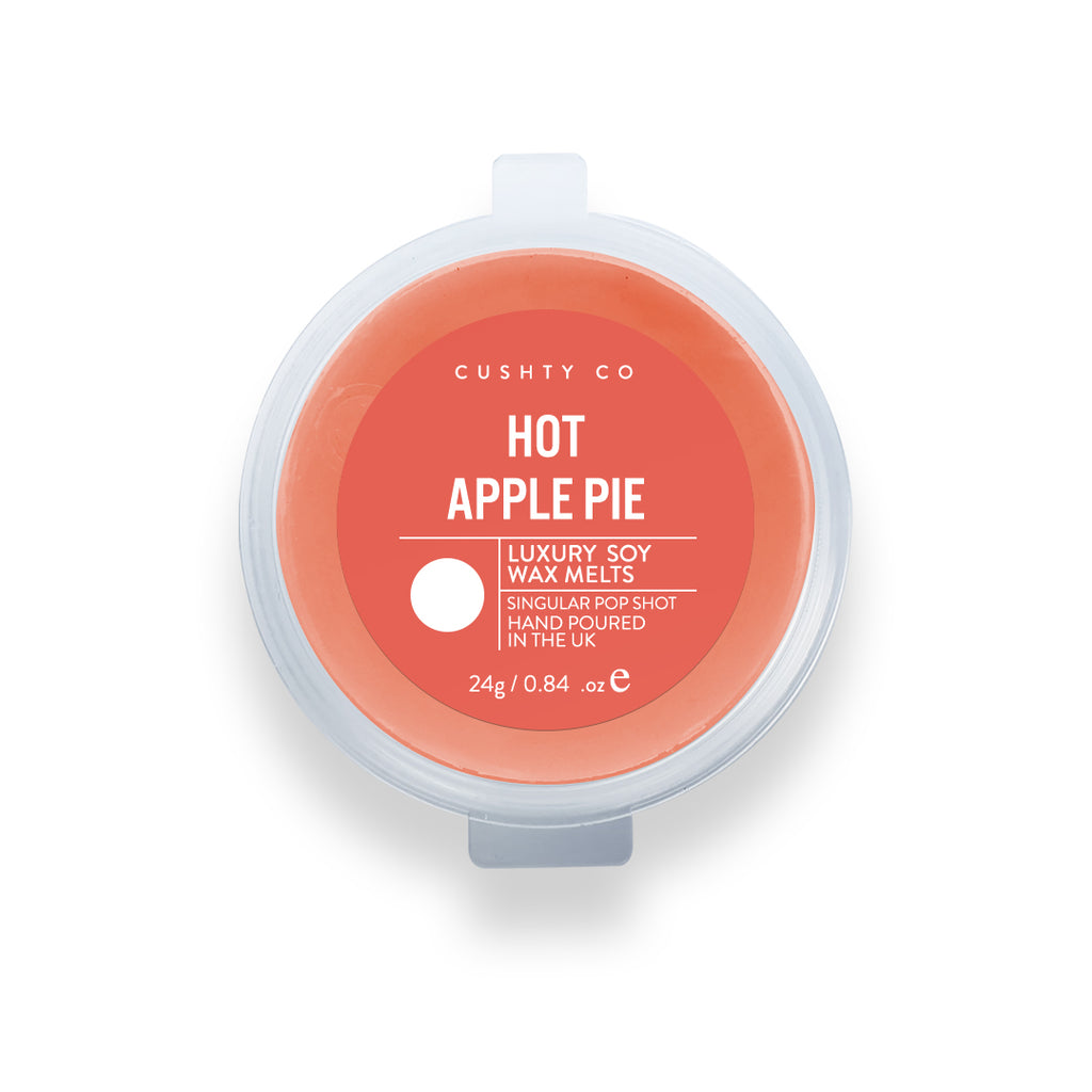 Hot Apple Pie 24g Sample Pop Shot