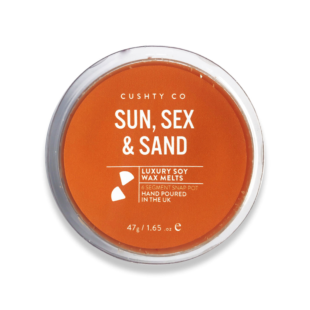 Sun, Sex & Sand Soy Wax Melt