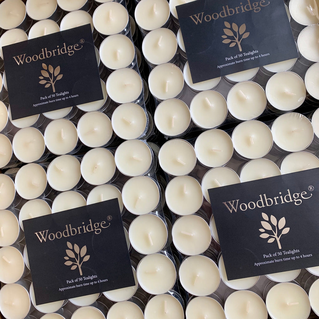 Woodbridge Pack of 50 Tealights