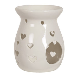 Heart Tealight Aromatize Burner