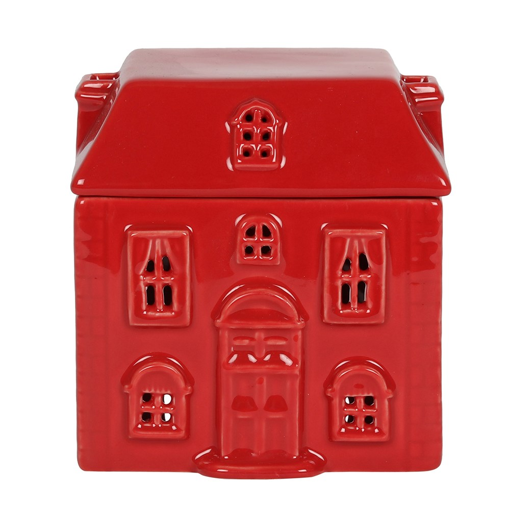 Red House Tealight Burner
