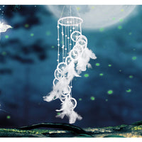 White Feather Dream Catcher