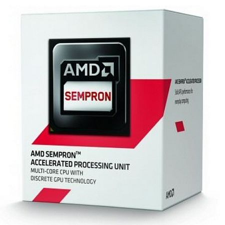 AMD Sempron 2650 CPU AM1 1.45GHz Dual Core 25W 1MB 28nm Radeon R3 GFX