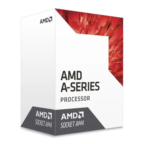 AMD A6 X2 9500 CPU AM4 3.5GHz (3.8 Turbo) Dual Core 65W 1MB Cache