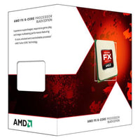 AMD FX-6300 CPU AM3+ 3.5GHz 6-Core 95W 14MB Cache 32nm No Graphics