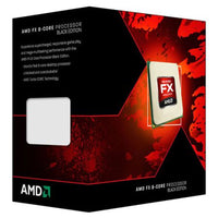 AMD FX-8320 CPU, AM3+, 3.5GHz, 8-Core, 125W, 16MB Cache, 32nm, Black Edition, No Graphics