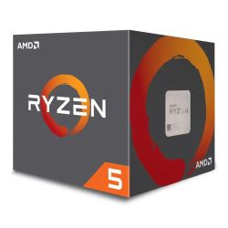 AMD Ryzen 5 1600X CPU, AM4, 3.6GHz (4.0 Turbo), 6-Core, 95W, 19MB Cache, 14nm, No Graphics, NO HEATSINK/FAN