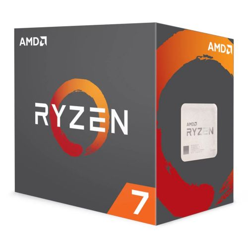 AMD Ryzen 7 1700X CPU, AM4, 3.4GHz (3.8 Turbo), 8-Core, 95W, 20MB Cache, 14nm, No Graphics,  NO HEATSINK/FAN