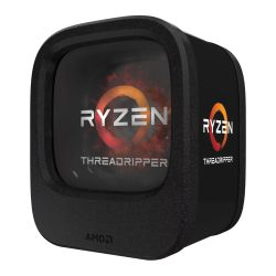 AMD Ryzen Threadripper 1920X, TR4, 3.5GHz (4.0 Turbo), 12-Core, 180W, 38MB Cache, 14nm, No Graphics, NO HEATSINK/FAN