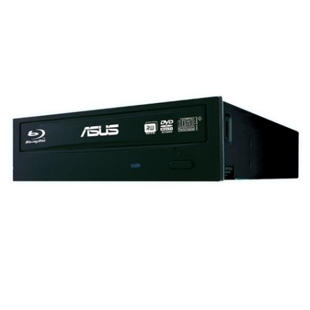 Asus (BW-16D1HT) Blu-Ray Writer, 16x, SATA, Black, BDXL & M-Disc Support, Cyberlink Power2Go 8