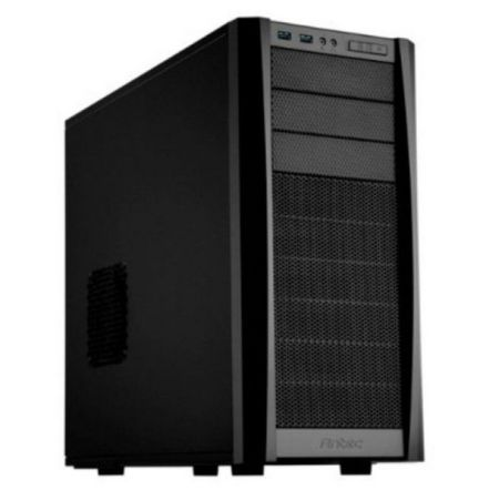 Antec 302 Three Hundred Two Gaming Case, ATX, No PSU, USB 3.0, Black
