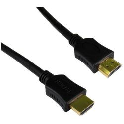 Spire HDMI 1.4 Cable, 2 Metres, High Speed, Supports 3D, 4K & 2K Res