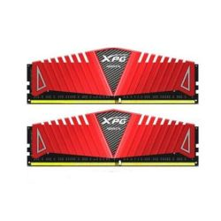 ADATA XPG Z1 Red 16GB Kit (2 x 8GB), DDR4, 4133MHz (PC4-33000), CL19, XMP 2.0, DIMM Memory