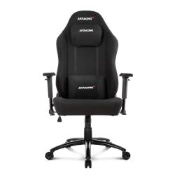 AKRacing Office Series Opal Gaming Chair, Black, 5/10 Year Warranty
