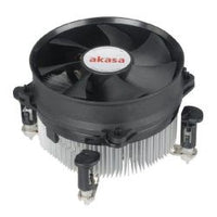Akasa AK-959CU Heatsink and Fan, Sockets 775, 1150, 1151, 1155, 1156, PWM Fan, Up to 115W