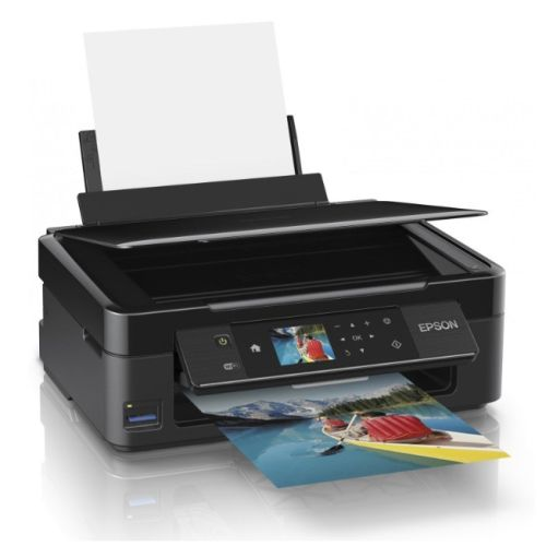 Epson XP-442 Expression Home Wireless Small-In-One Colour Inkjet Printer, Wi-Fi Direct, Epson Connect, LCD Touch Screen