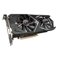 Asrock Phantom Gaming X Radeon RX570 8G OC, 8GB DDR5, PCIe3, DVI, HDMI, 3 DP, 1331MHz Clock, VR Ready