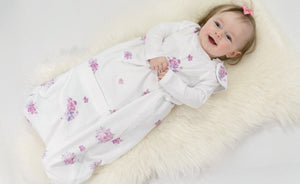 Dusty Rose Slumber Sack