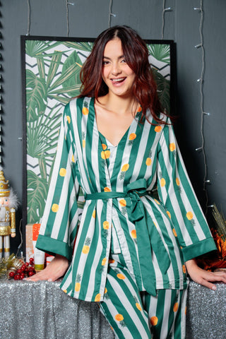 Flippin' Pineapples PJ Set