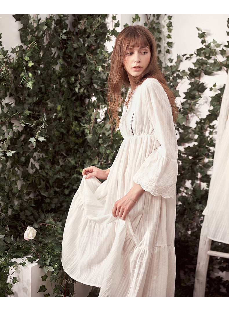 Ethereal Dreamer Sleep Gown