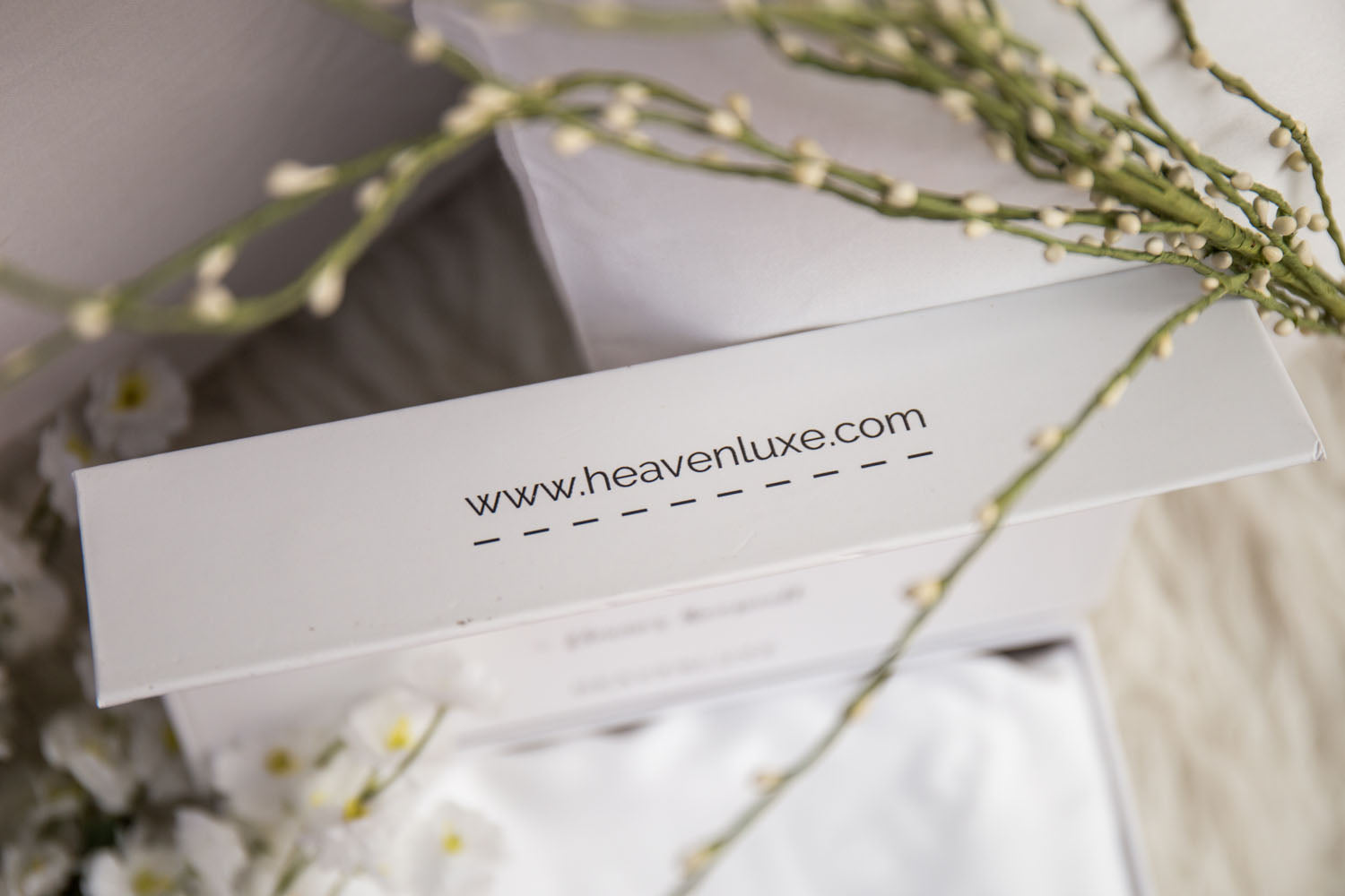HeavenLuxe's Luxe Tencel® Sheet Set
