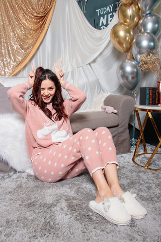 Starry Starry Magical Cupcake Lounge Set in Serenity