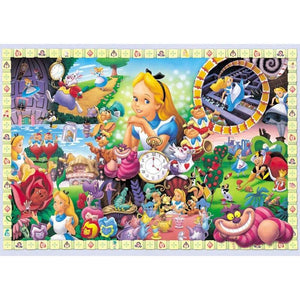 5D Diamond Painting Alice In Wonderland Story Kit