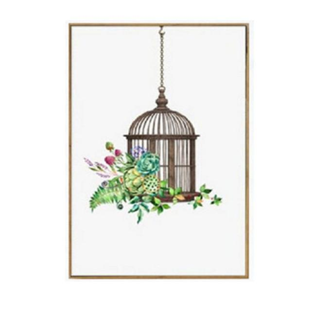 5D Diamond Painting Bird Cage Kit