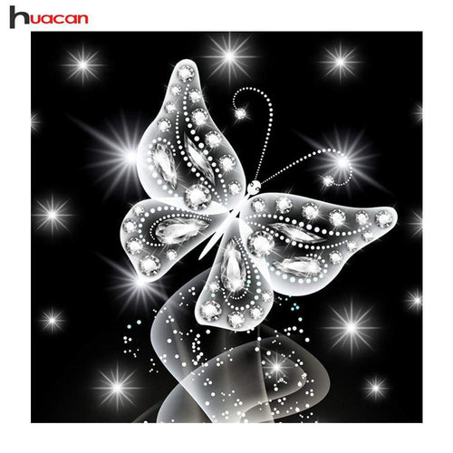 5D Diamond Painting Brilliant Butterfly Kits
