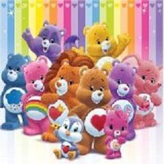 5D Diamond Painting Care Bears and Friends Kit