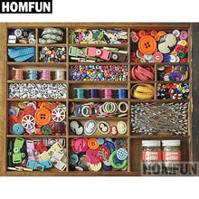 5D Diamond Painting Crafting Drawer Kit
