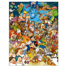 5D Diamond Painting Disney Character Portrait Kit