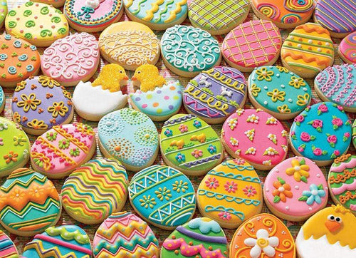 5D Diamond Painting Easter Cookies Kit