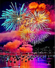 5D Diamond Painting Fireworks Spectacular Kit