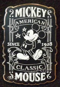 5D Diamond Painting Mickey American Classic Mouse Kit