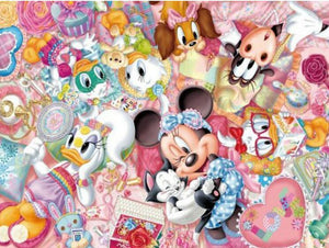 5D Diamond Painting Minnie Boutique Collage Kit