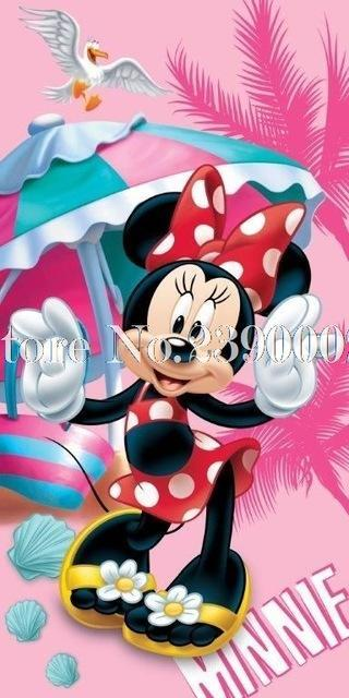 5D Diamond Painting Minnie Mouse Beach Kit