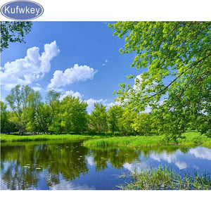 5D Diamond Painting Nature Scenic Kit